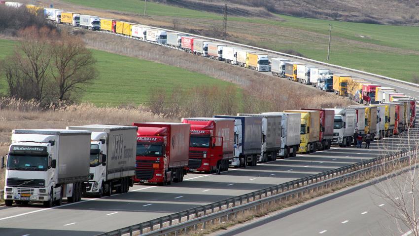 Информация за шофьорите на камиони, намиращи се в област Кент, Великобритания относно обстановката към 28 декември 2020 г.