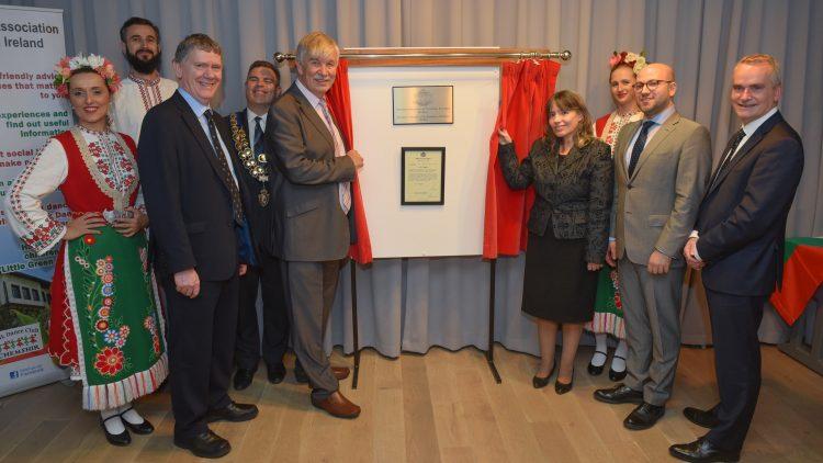 Почетно консулство на България в Белфаст