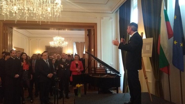 Приеми и културни събития в Лондон по повод 140 години от Освобождението на България