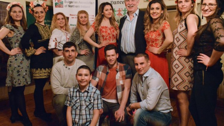 Participation of Bulgaria's Honorary Consul in Belfast in Bulgarian community events