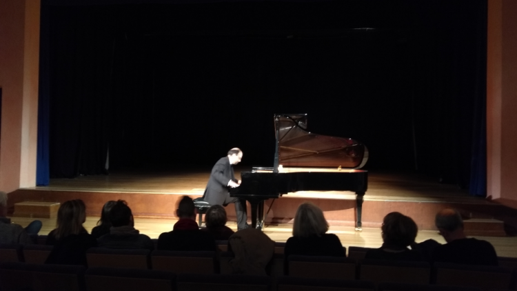 Piano Recital by Hristo Kazakov in London