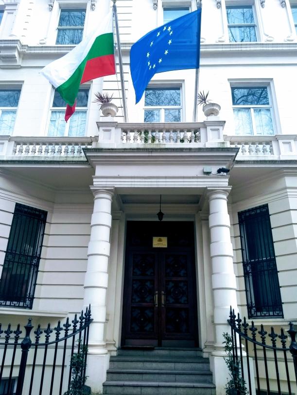 Съобщение на Посолството за българските граждани в Обединеното кралство