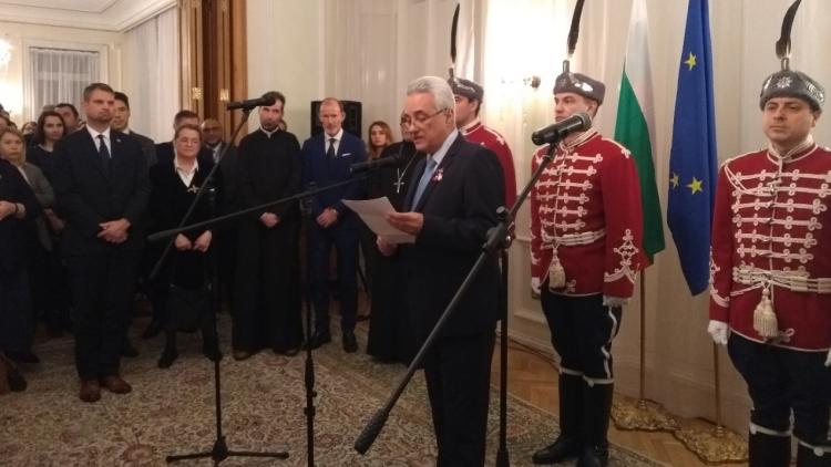 Отбелязване в Лондон на националния празник на България