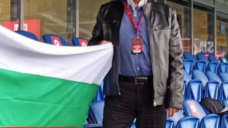 Посланик Марин Райков отбеляза Деня на Съединението като подкрепи националния отбор по футбол в Кардиф